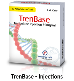 TrenBase-Injections