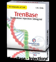 TrenBase-Injections